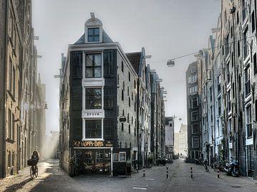 Misty Amsterdam van Wil Crooymans