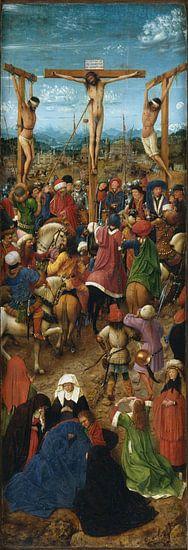 Jan Van Eyck - Tweeluik, linker paneel