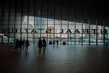 Centraal station van Renier Izeboud