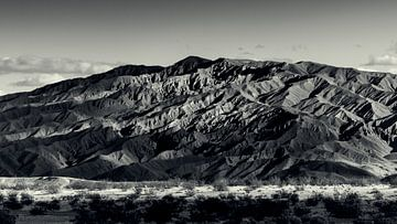 Mojave-Wüste -2 von Keesnan Dogger Fotografie