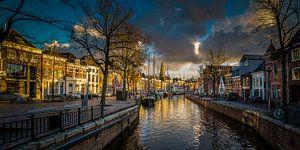 Hoge Der A Groningen van Stad in beeld