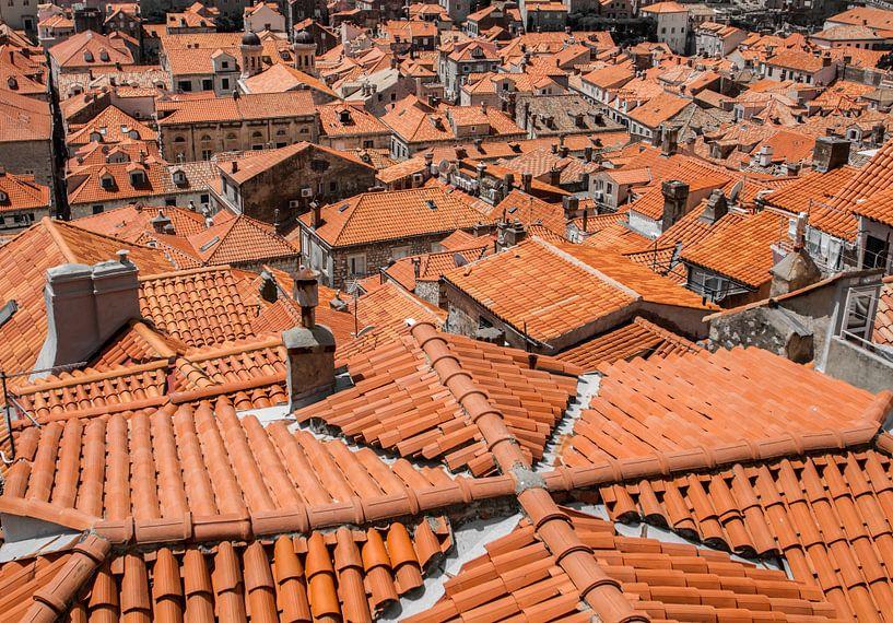 Dubrovnik Kroatië van Rene Ladenius