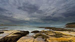 Manly Beach - Sydney, Australia van