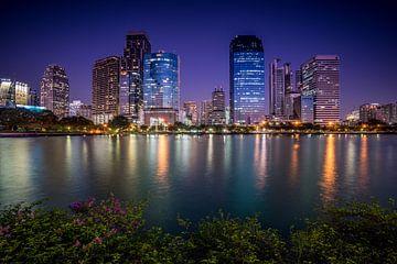Bangkok Reflexionen von Jelle Dobma