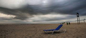strandbed von Dirk van Egmond