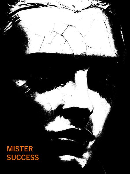 Mister Success van MoArt (Maurice Heuts)
