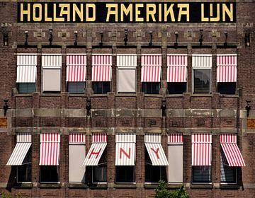 Holland America Lines sur Ton van Buuren