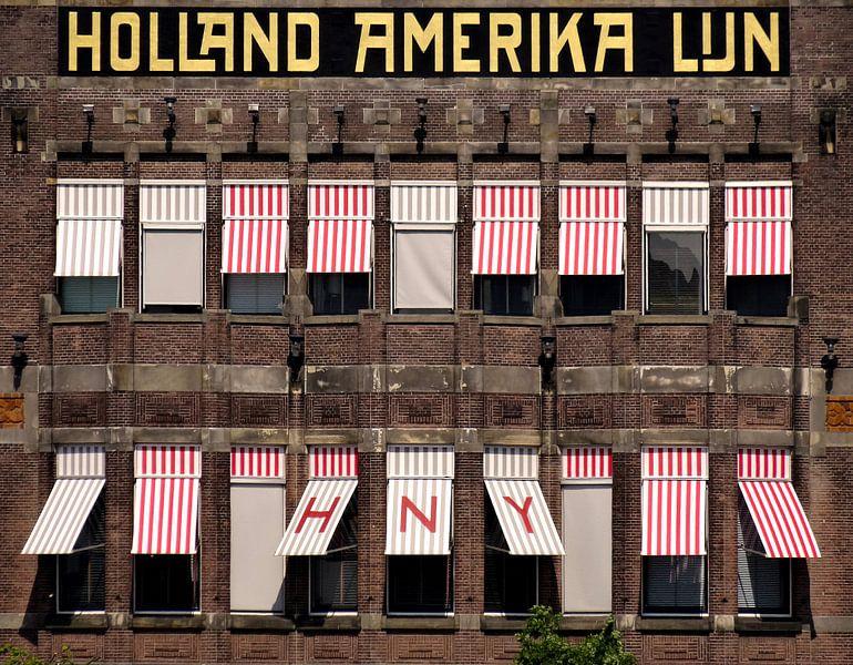 Holland Amerika Lijntjes van Ton van Buuren