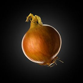 Food-Ui op zwarte achtergrond van Everards Photography