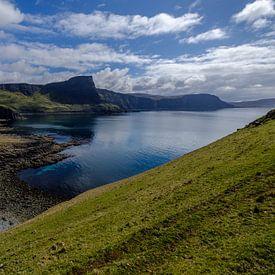 Seascape from Scotland sur Koos de Wit