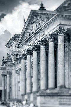 Reichstag Berlijn van
