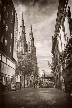 Sint-Catharinakerk in Eindhoven van Jan van der Knaap