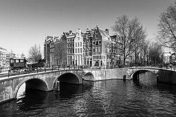Historisch Amsterdam Keizersgracht von Dennis van de Water