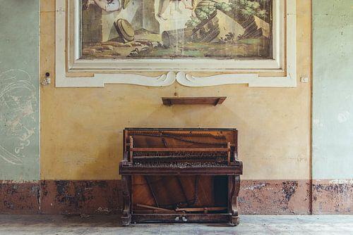 Piano en Kunst van Perry Wiertz
