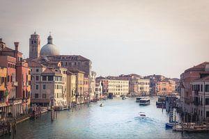 Venetië in de vroege morgen