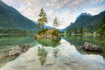 Hintersee in Bayern von Michael Valjak