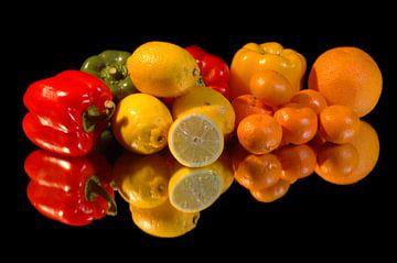 Groente en Fruit Stilleven