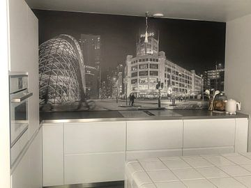 Kundenfoto: Eindhoven Lichtstadt von Edwin van Aalten