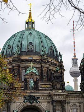 Berliner Dom von Henri van Rheenen