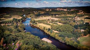 Dordogne in Dordogne van