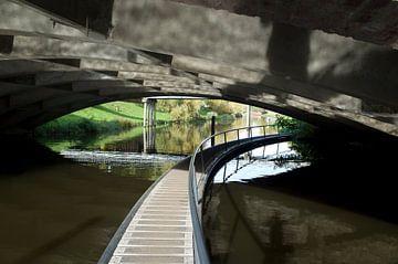 's-Hertogenbosch: looppad van de Dieze van Kees van Dun