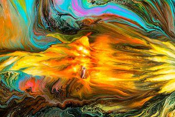 Acryl details balloonsmash van Rob Smit