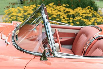 Chevrolet Corvette C1 klassieke sportwagen van Sjoerd van der Wal