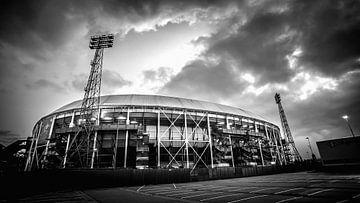 Stadion Feyenoord - De Kuip van Prachtig Rotterdam