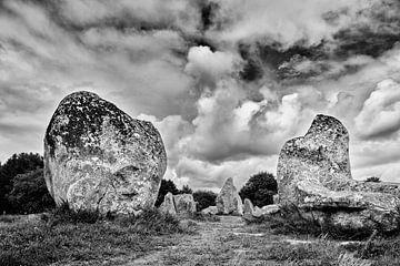 Carnac (Bretagne) von Steven Massart