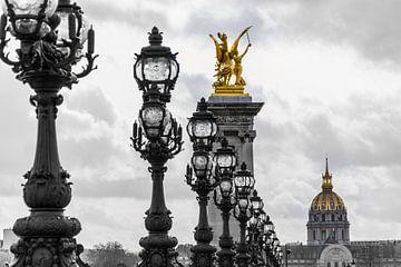 Parijs, Pont Alexandre-3 van Patrick Verhoef