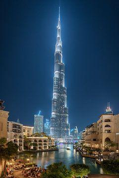 Dubai Burj Khalifa van Stefan Schäfer