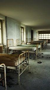 Verlaten ziekenhuis von