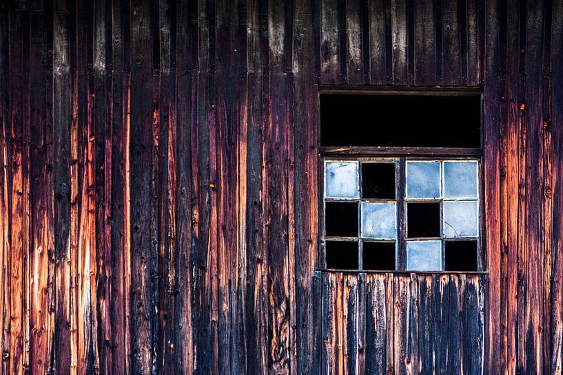Spiegelbeeld van Danny Engelbarts
