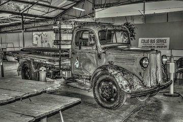 Old Chevrolet 1945. Old Timer van Hans Peter Goepel