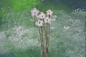 Die kleinen Weißen von Susanne A. Pasquay