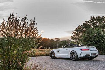Mercedes-AMG GT Roadster Edition 50 sur Bas Fransen