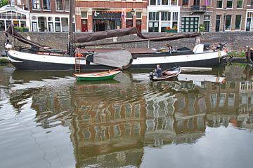 Rotterdam Delftshaven van Wim Aalbers