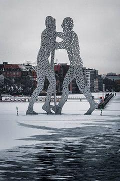 Molecule Man Berlijn van Robin Berndt