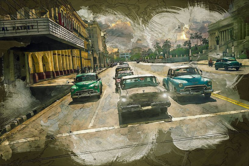 Havana van Arjen Roos
