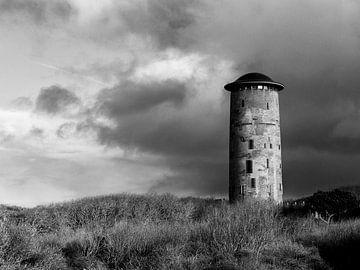 Watertoren Domburg (Zeeland) van