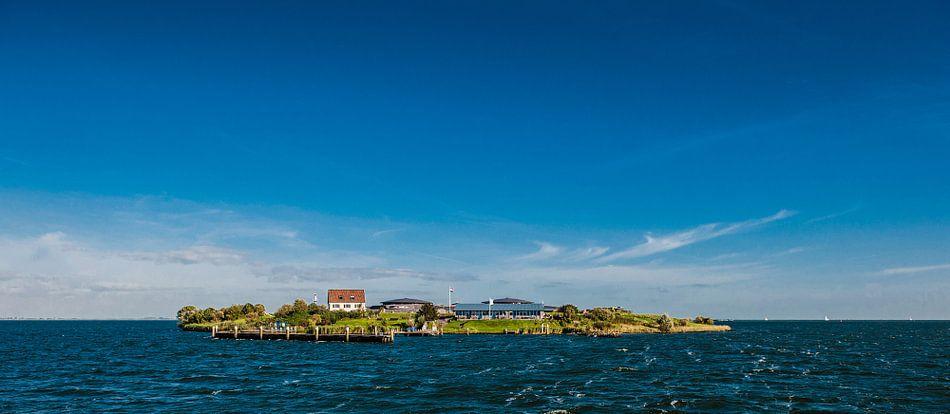 Fort Eiland Pampus van Brian Morgan
