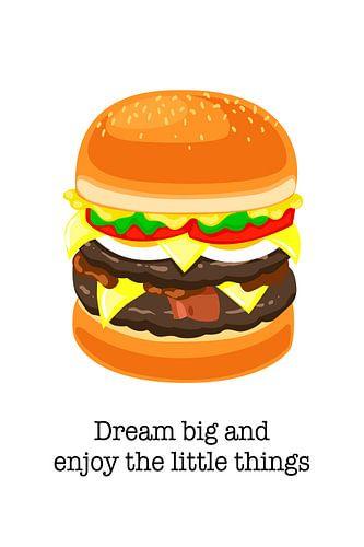 Dream Big von Harry Hadders
