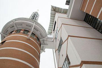 Stadhuistoren Apeldoorn. von Fred Fiets