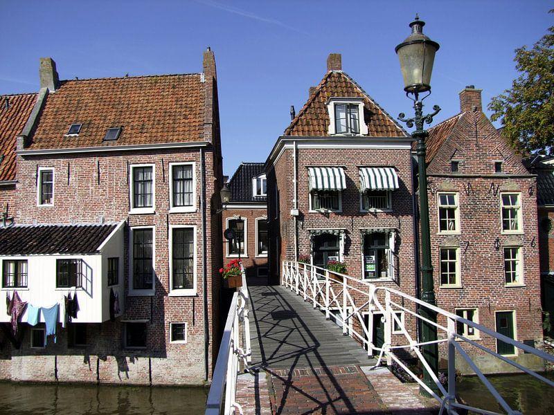 Hangende keukens - centrum Appingedam van Pim Feijen