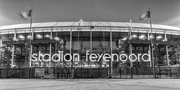 Feyenoord stadion 43 van John Ouwens