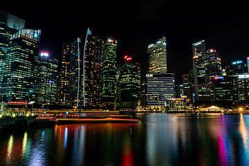 Singapore Marina Bay Sands sur Lorenzo Nijholt