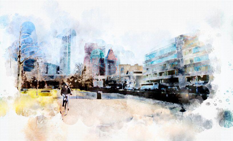 Den Haag leven van Ariadna de Raadt