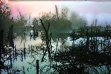 De ochtend in de hei van Dirk H. Wendt