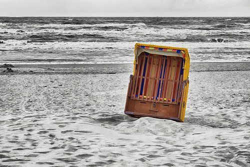 Strandstoel van