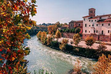 Rome autumn von Björn van den Berg